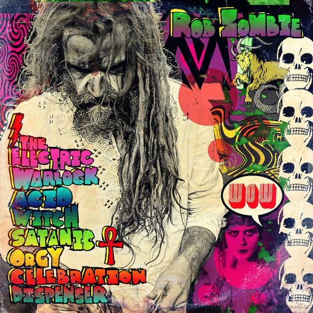 Rob Zombie / The Electric Warlock Acid Witch Satanic Orgy Celebration Dispense