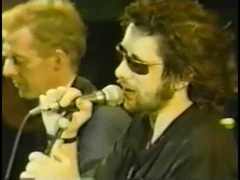 THE POGUES LIVE @ JAPAN 1991