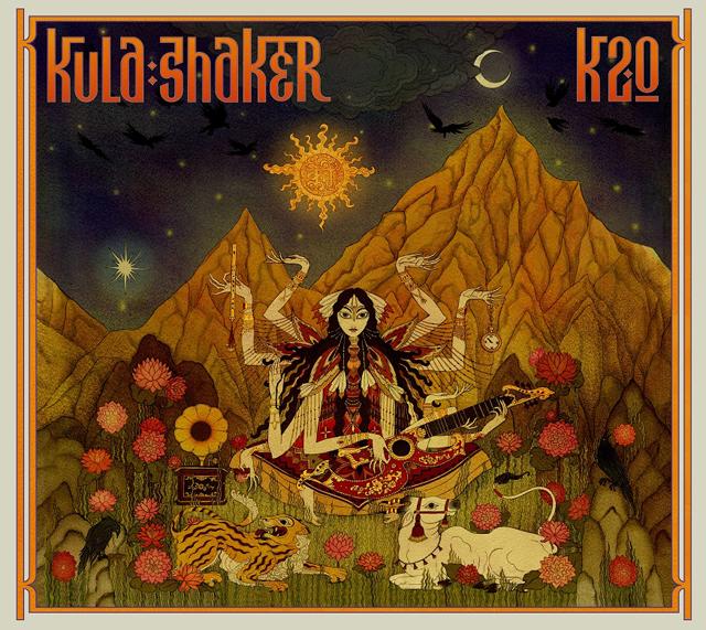 Kula Shaker / K 2.0