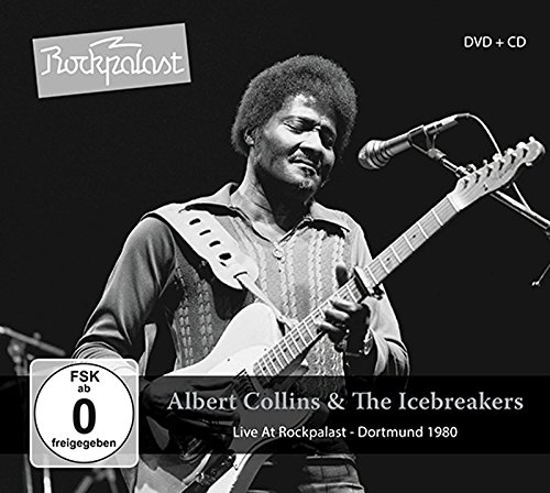 Albert Collins & The Icebreakers / Live at Rockpalast