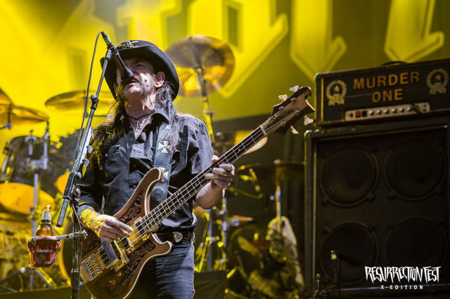 Motörhead - Resurrection Fest 2015