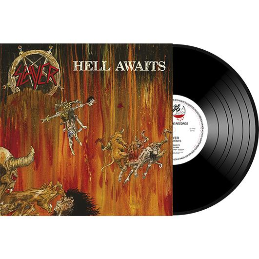 Slayer / Hell Awaits [180g LP]