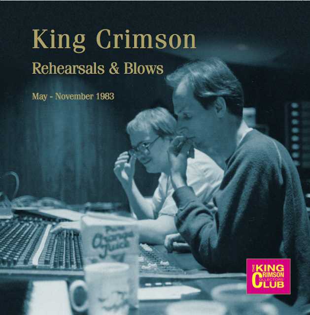 King Crimson / Rehearsals & Blows (May-November 1983)