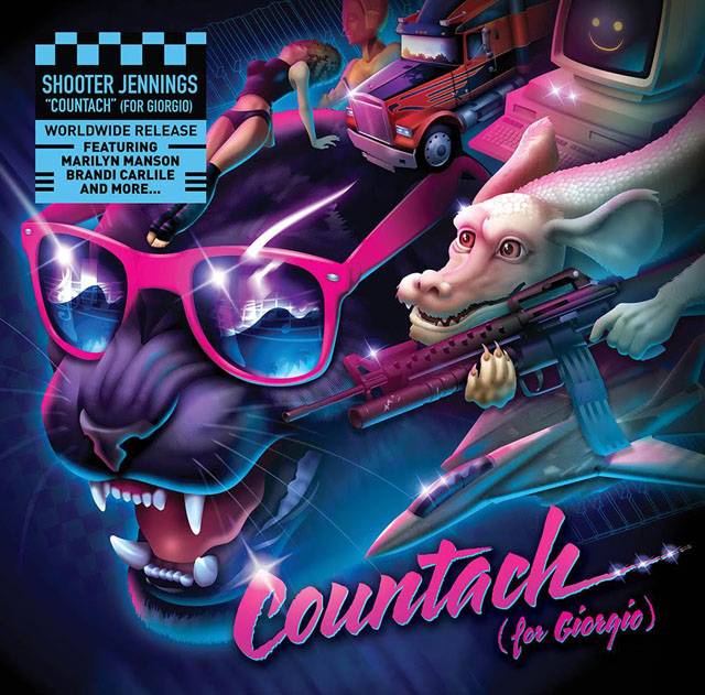 Shooter Jennings / Countach (for Giorgio)