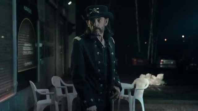 Tribute video for Lemmy Kilmister by Valio