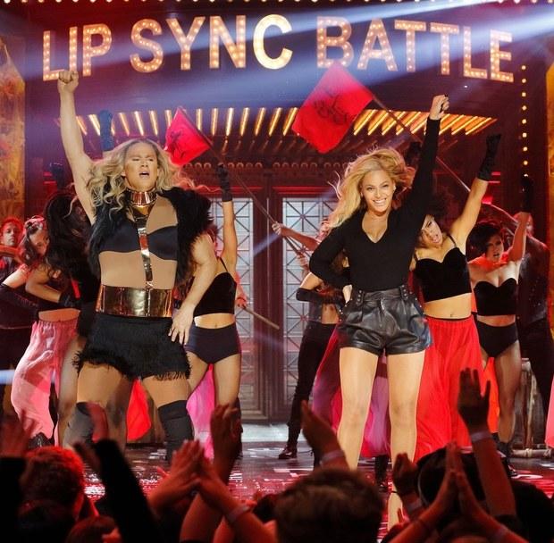 Channing Tatum & Beyonce