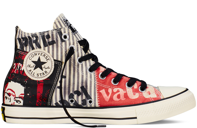 Chuck Taylor All Star Sex Pistols