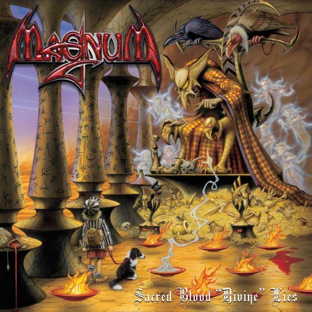 MAGNUM / Sacred Blood Divine Lies