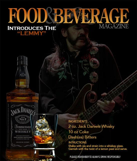 The Lemmy - Food & Beverage Magazine