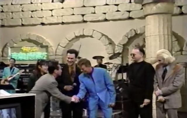 Tin Machine 『タモリの音楽は世界だ』
