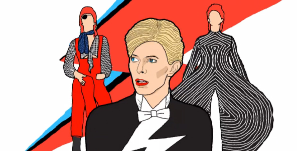 David Bowie - A Fearless Fashion icon remembered -  RollingStone