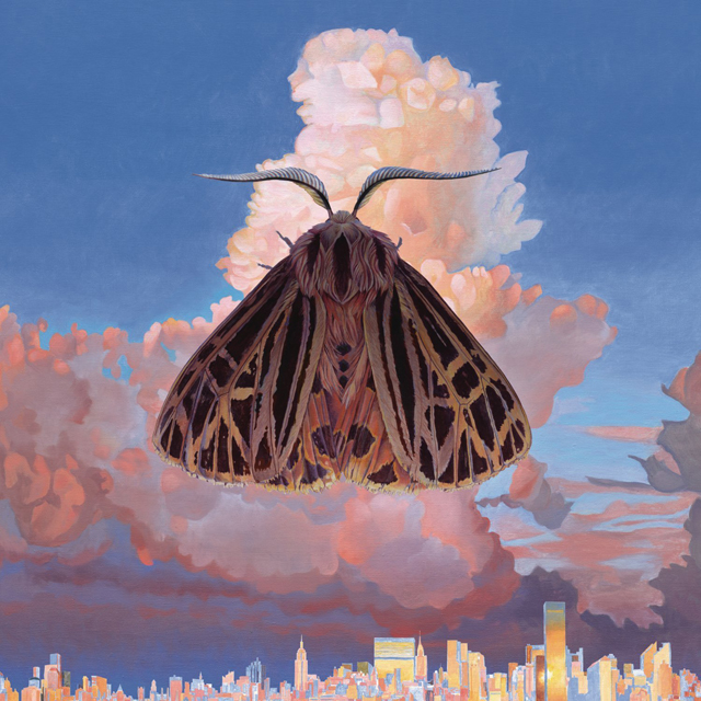Chairlift / Moth
