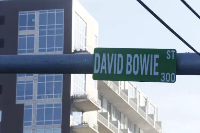 David Bowie Street