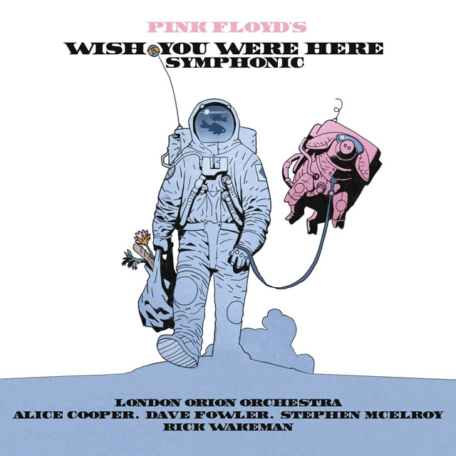 London Orion Orchestra / Pink Floyd's Wish You Were Here Symphonic