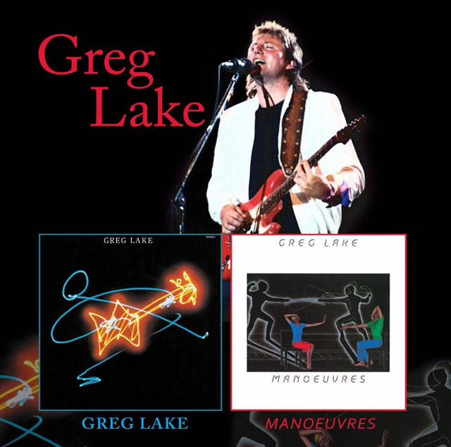 Greg Lake / Greg Lake/Manouevres