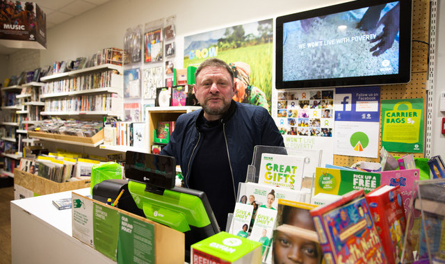 Shaun Ryder - Chorlton Bookshop