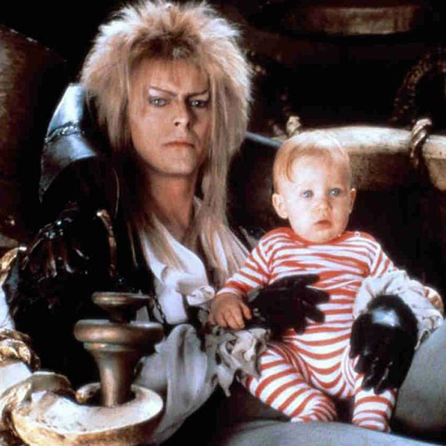 David Bowie and Toby Fround - Labyrinth
