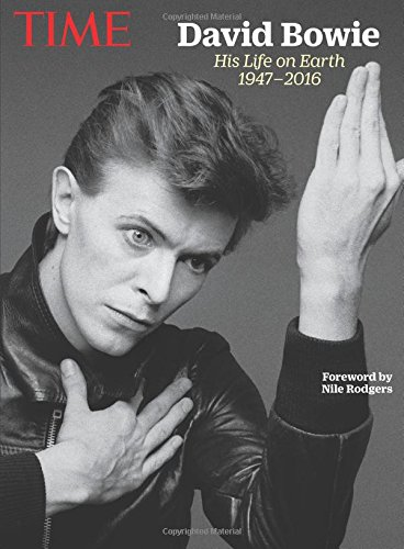 Time David Bowie: His Life On Earth, 1947-2016