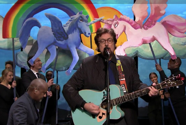 Stephen Bishop with Jimmy Fallon and The Roots