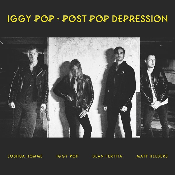 Iggy Pop / Post Pop Depression
