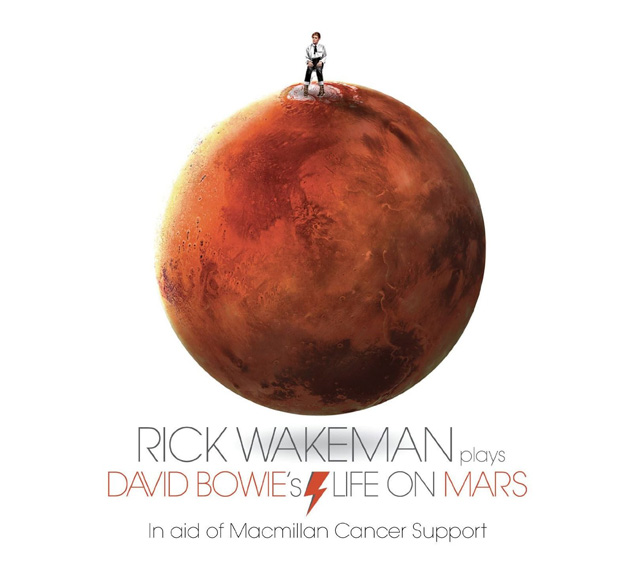 Rick Wakeman / LIFE ON MARS [Single]
