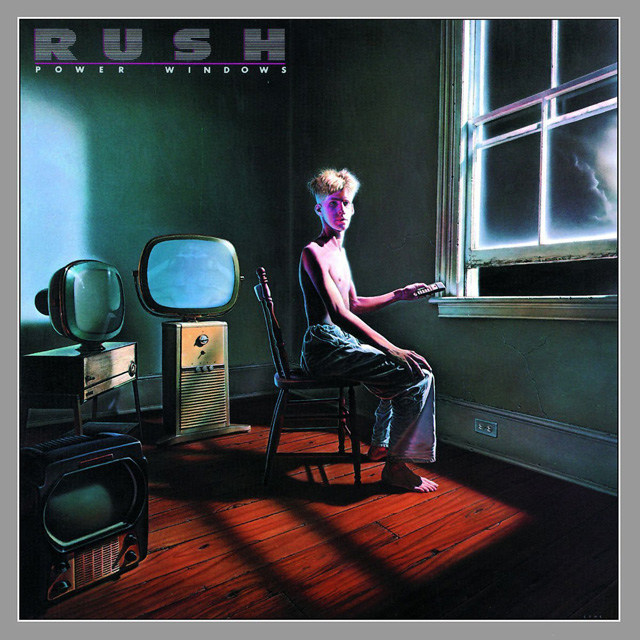 Rush / Power Windows