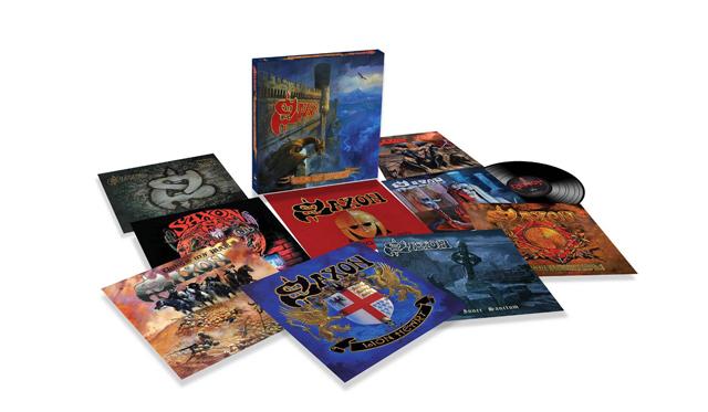 Saxon / Eagles & Dragons