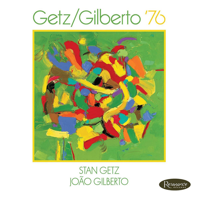 Stan Getz and Joao Gilberto / Getz/Gilberto '76
