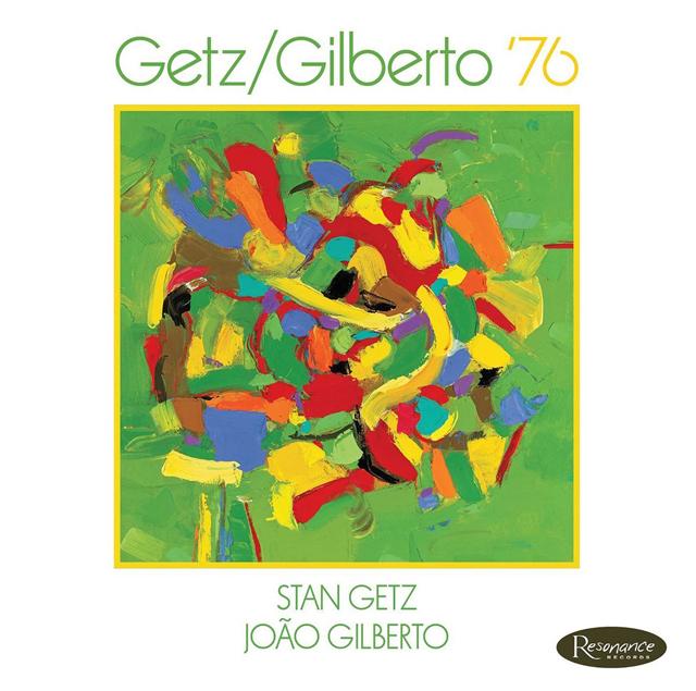 Stan Getz and Joao Gilberto / Getz/Gilberto '76