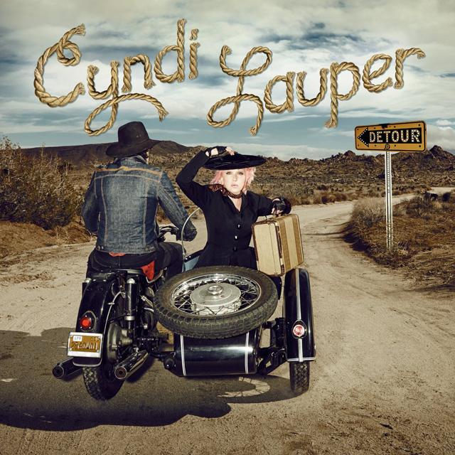 Cyndi Lauper / Detour