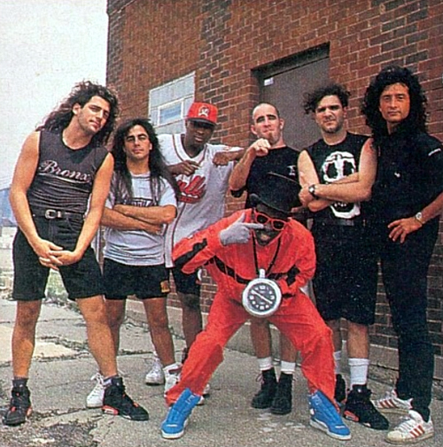 Anthrax and Public Enemy