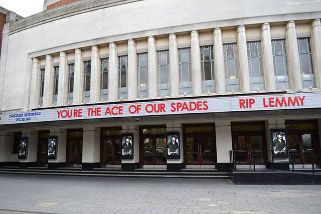 Lemmy Hammy Odeon Tribute