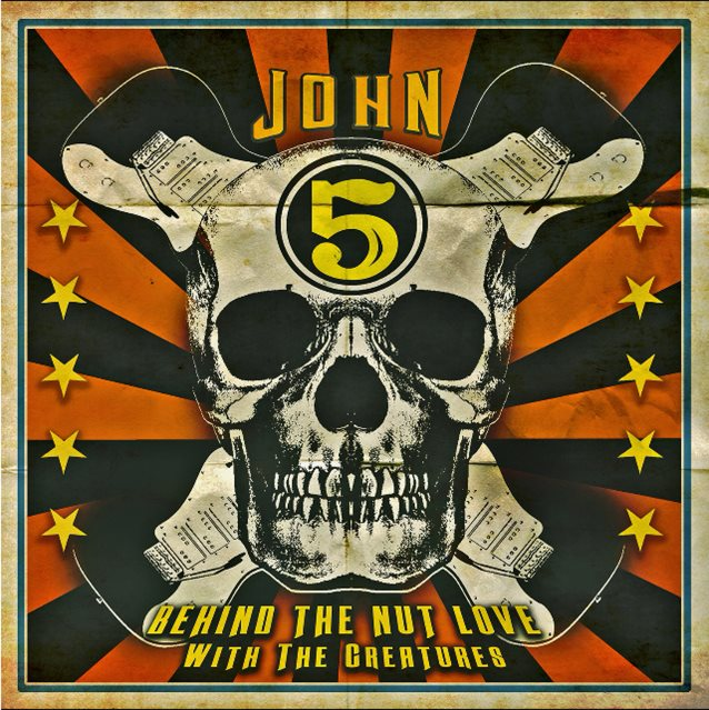 John 5 / Behind the Nut Love (feat. The Creatures) - Single