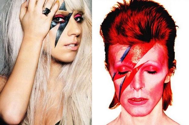 Lady GaGa, David Bowie