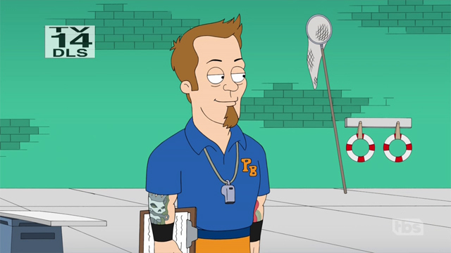 James Hetfield - American Dad
