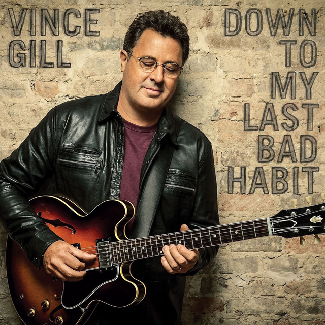 Vince Gill / Down To My Last Bad Habit
