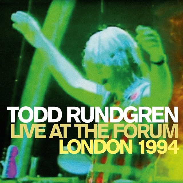 Todd Rundgren / Live At The Forum London 1994