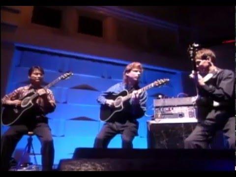 The Robert Fripp String Quintet - California Guitar Trio