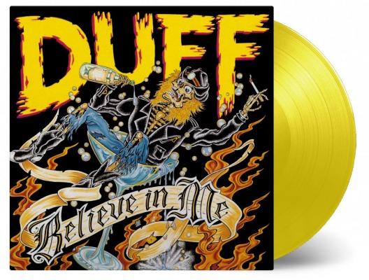 Duff McKagan / Believe In Me [180g LP]