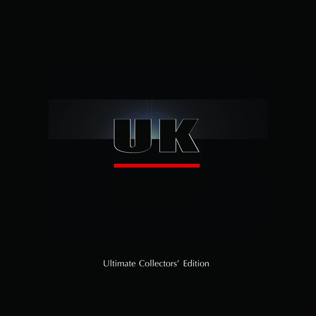 U.K. / Ultimate Collector's Edition [12CD + 4Blu-ray A]