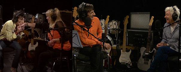 洋楽倶楽部 ザ・ロニー・ウッド ショー 第3回 ゲスト:パティ・ボイド、イアン・マクレガン