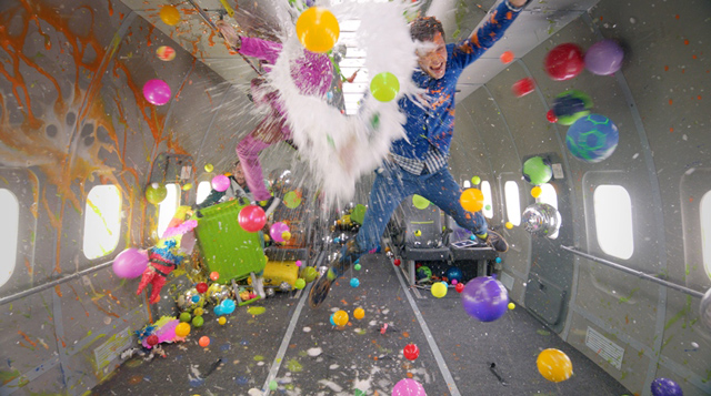 OK Go / Upside Down & Inside Out - Video