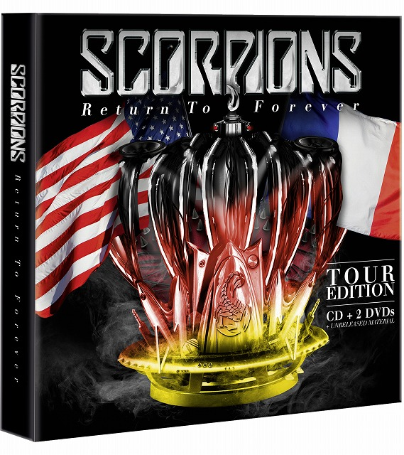 Scorpions / Return To Forever (Tour Edition)