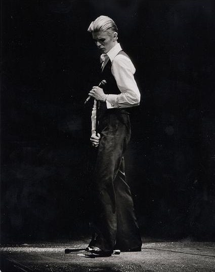 David Bowie - Thin White Duke Tour 1976