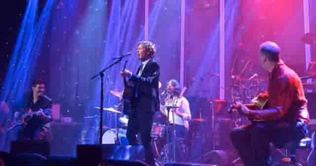 Beck, Dave Grohl, Krist Novoselic, Pat Smear