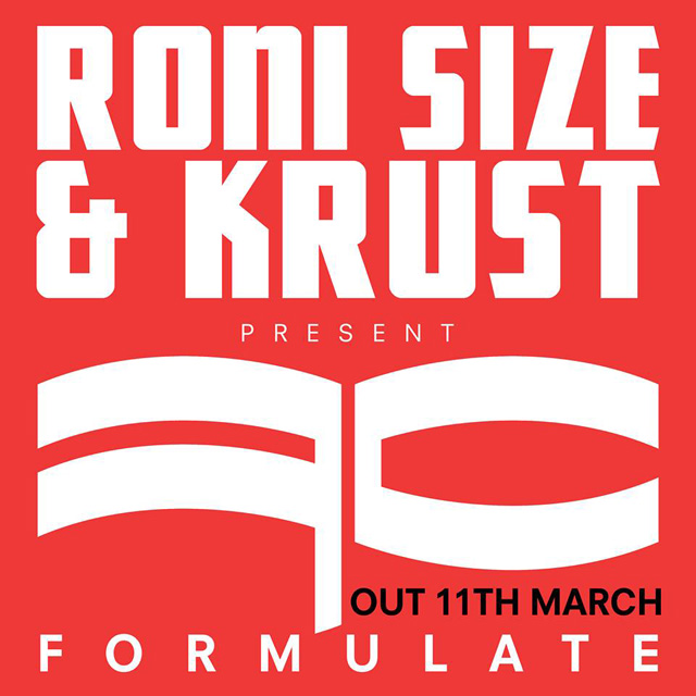 Roni Size & DJ Krust / Formulate EP