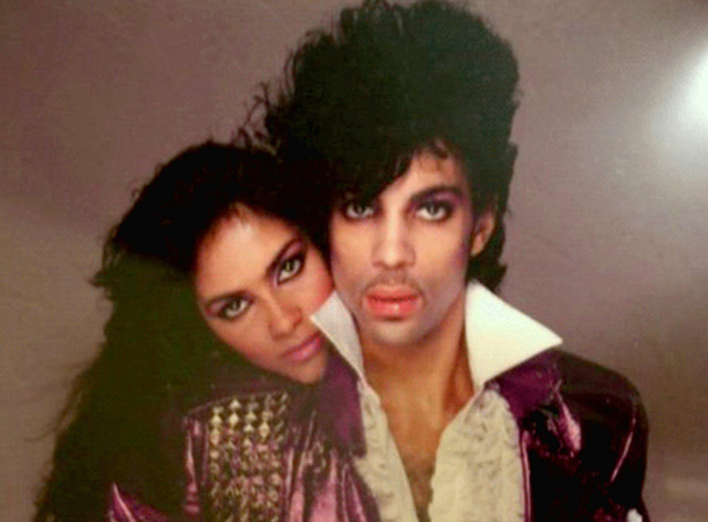 Vanity and Prince