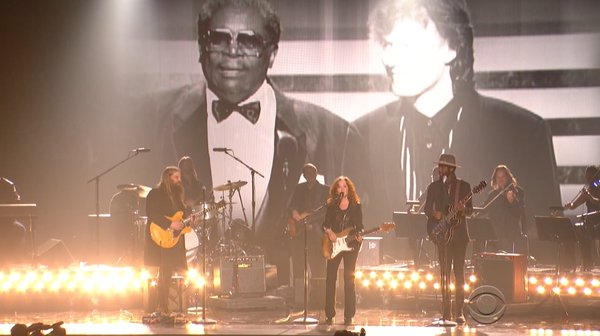 Chris Stapleton, Gary Clark Jr., Bonnie Raitt