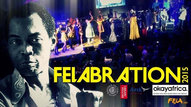 Felabration 2015 - Fela Kuti's Tribute Show