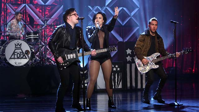 Demi Lovato & Fall Out Boy